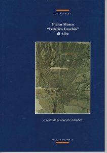 Guida alla sezione di scienze naturali del Civico Museo eusebio