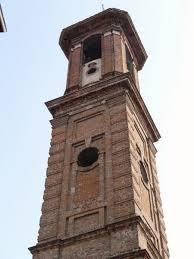 Il campanile della chiesa di San Giuseppe