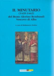 Il minutario del Vescovo Alerino Rembaudi