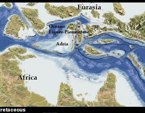 L'Oceano Ligure Piemontese