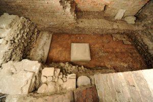 La Cattedrale di san Lorenzo sotterranea - tappa 29