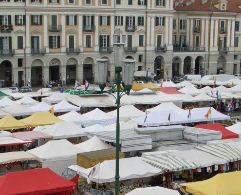 I Mercati Europei nelle principali piazze italiane