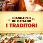 """Copertina del romanzo """"I traditori"""""""